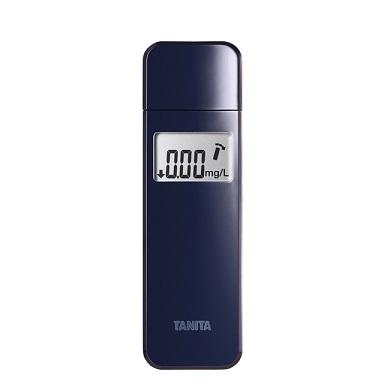 ▲0.05mg/l単位で呼気中のアルコール濃度を数値化できます
